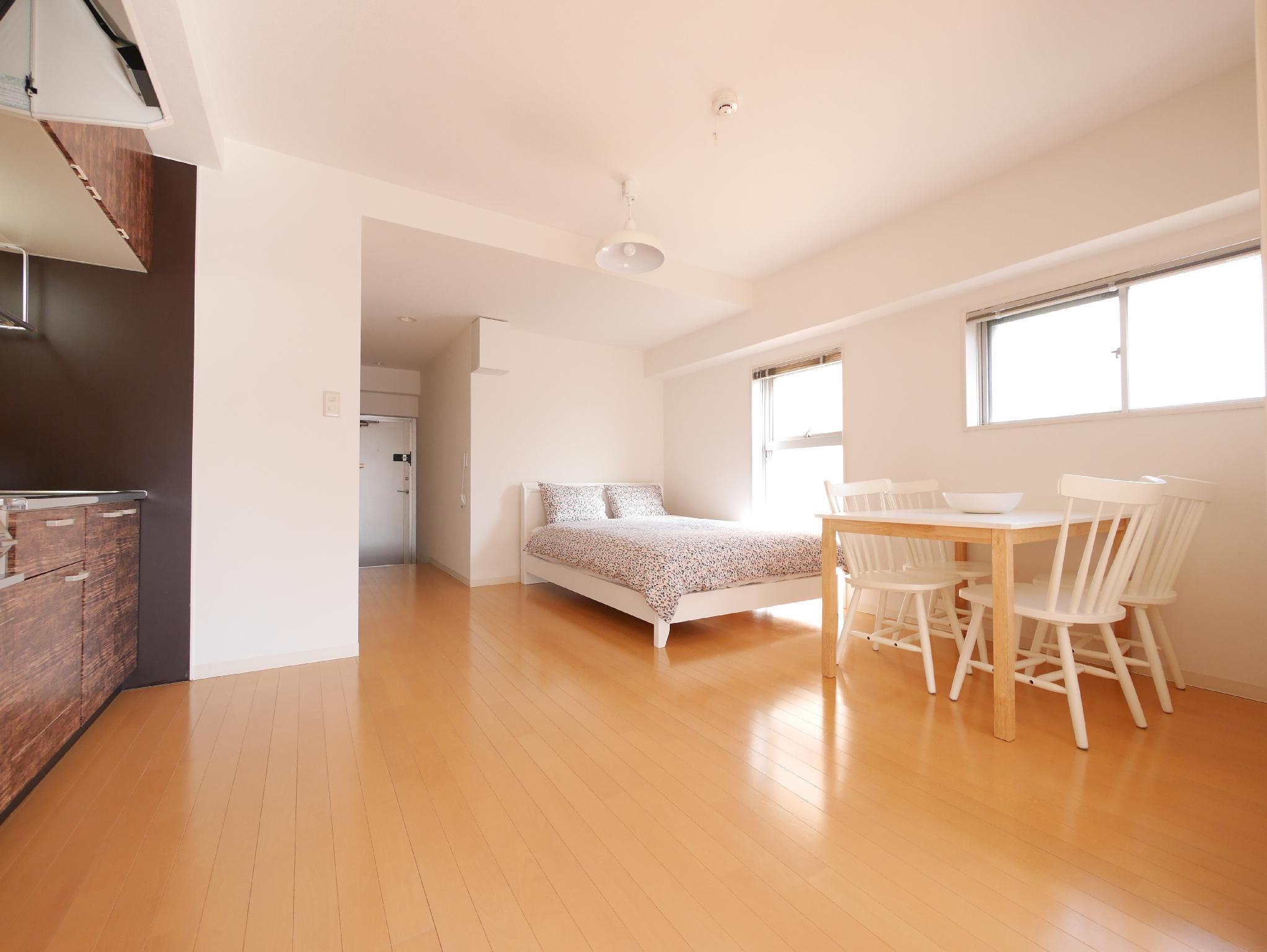 31 Sunny And Spacious Room Yoyogi Shibuya