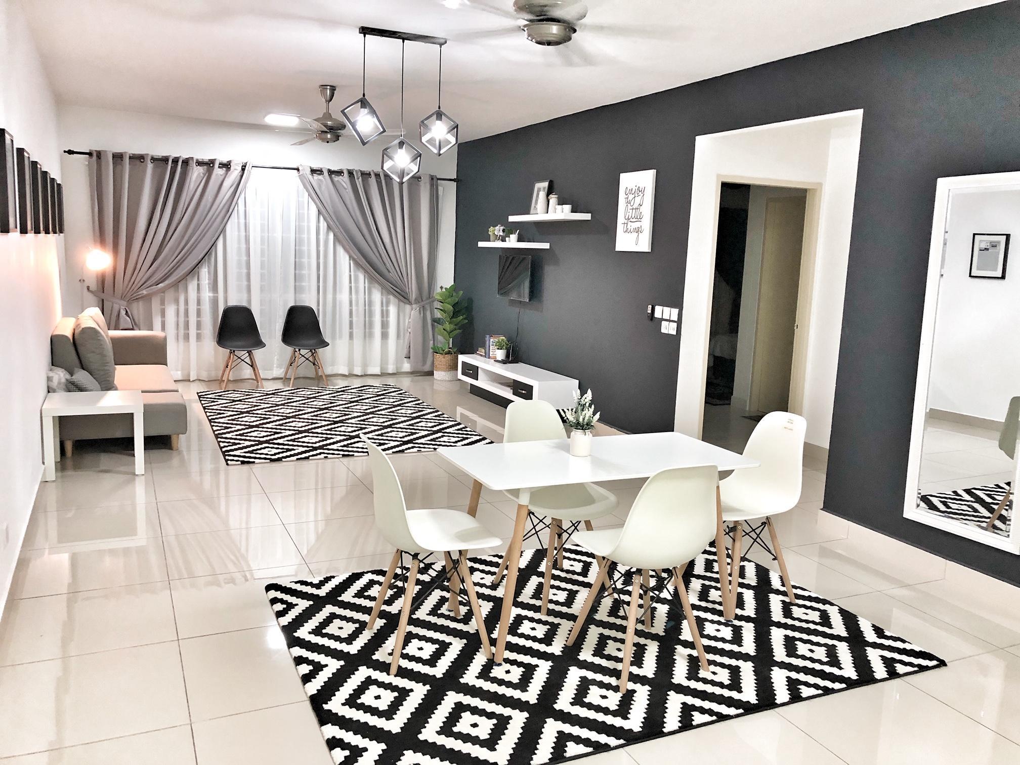 Stylish Apartment SURI Homestay Putrajaya