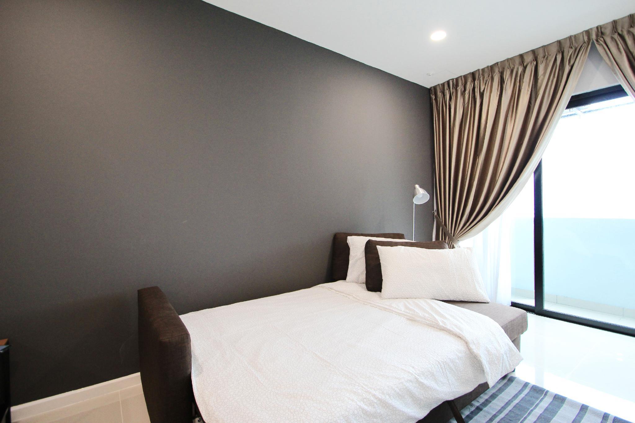 High Floor Suasana Suites 5 In JB City + WiFi