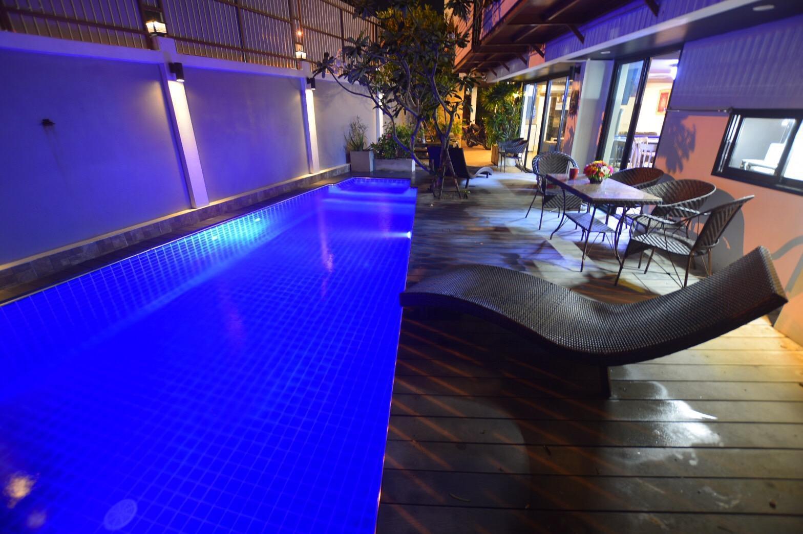 Ban Bamboo Pool Villa Ban Bamboo Pool Villa