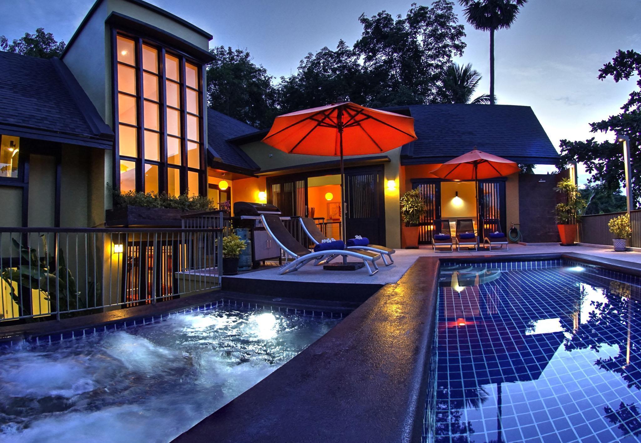 Villa seaview LAEM SET, 4 bedrooms, private pool วิลลา 4 ห้องนอน 4 ห้องน้ำส่วนตัว ขนาด 200 ตร.ม. – หัวถนน