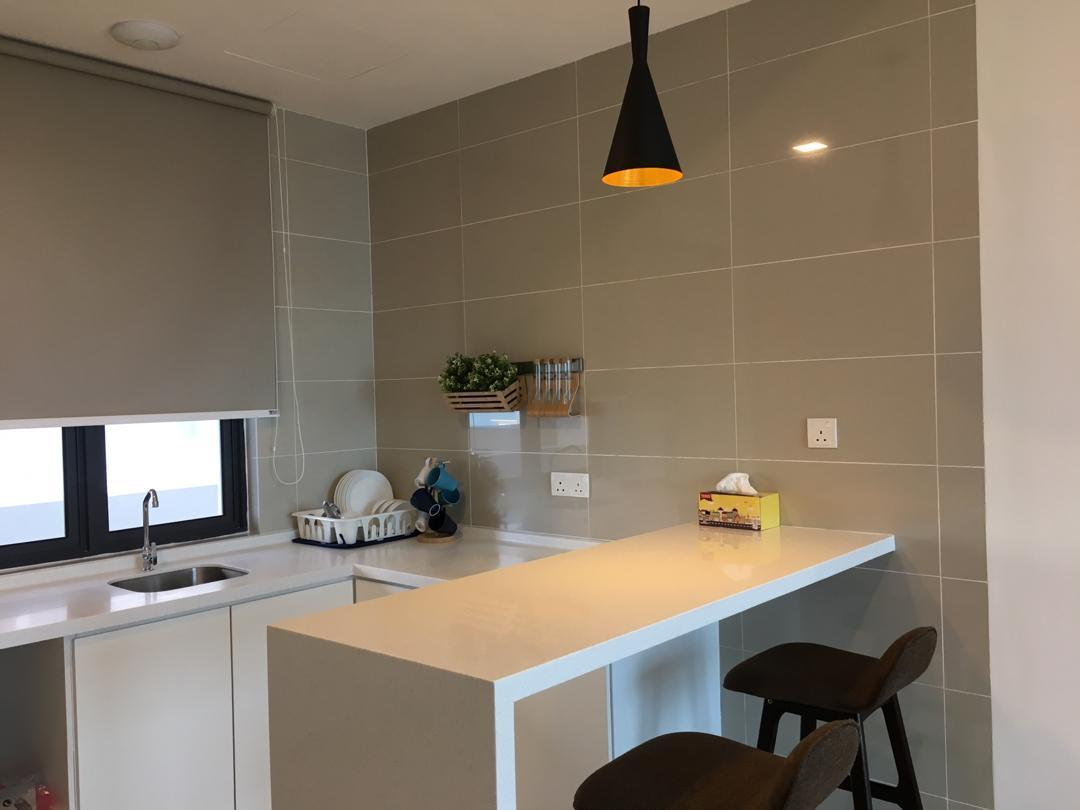 PD D'Wharf Waterfront Cosy Unit    4 6 Pax