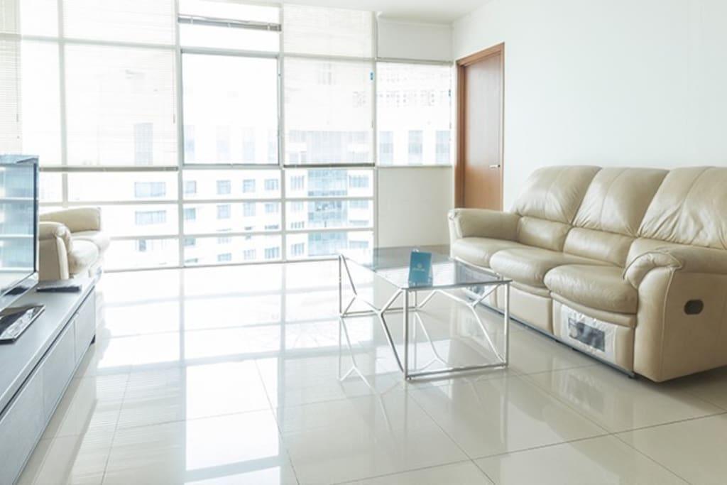 3BR Apartment @Sahid Sudirman Residence Jakarta
