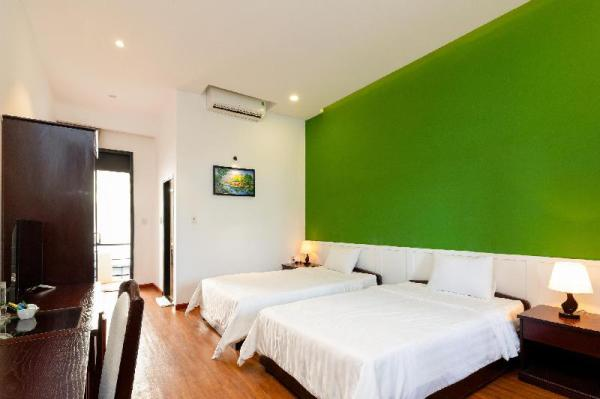 Indochina Style Twin room with Free Parking Ho Chi Minh City
