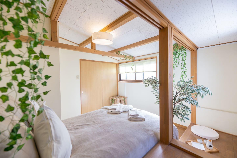 Central 3BR Kitsune House 5mins To Namba KT01