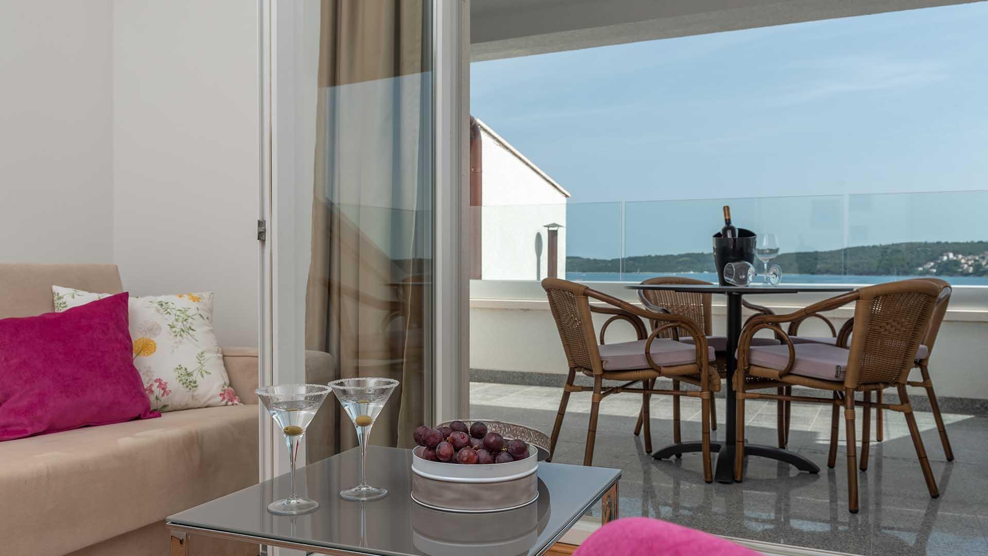Penthouse Apartment Dalia IV  501    EOS CROATIA