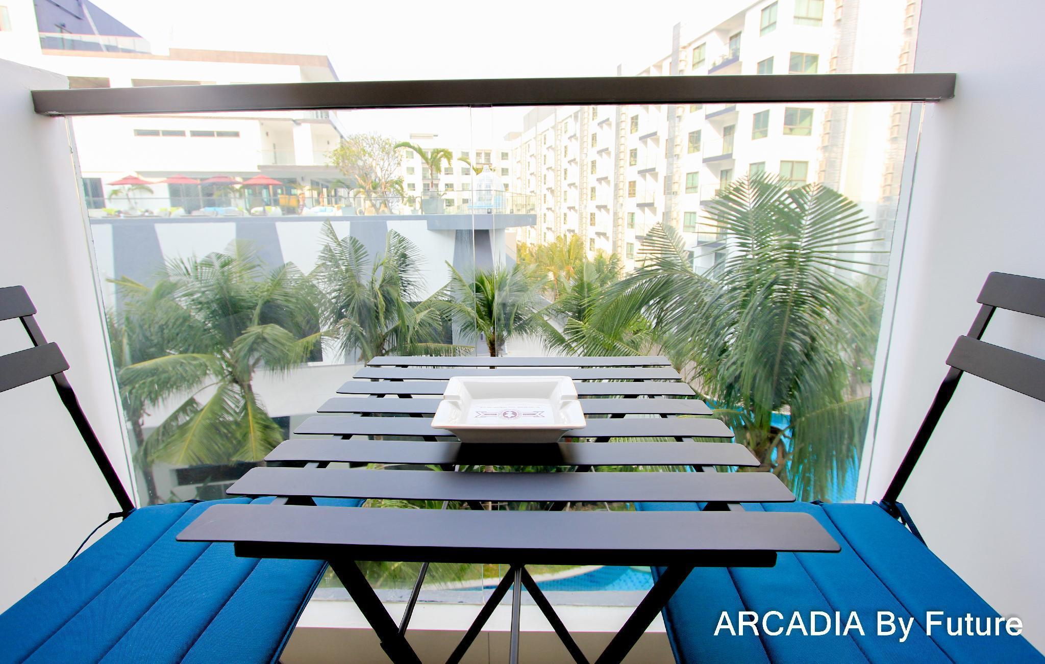 arcadia beach resort by future