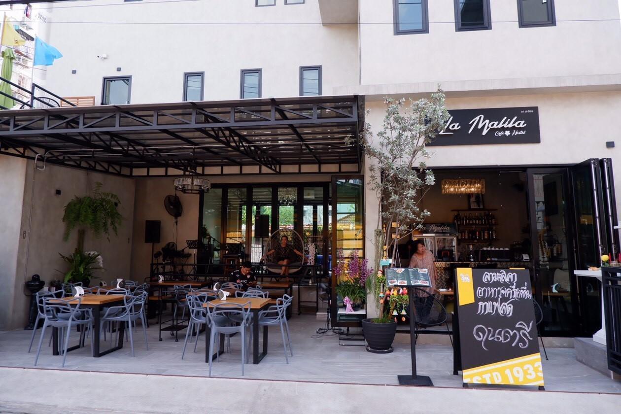 La Malila Cafe And Hostel Room1
