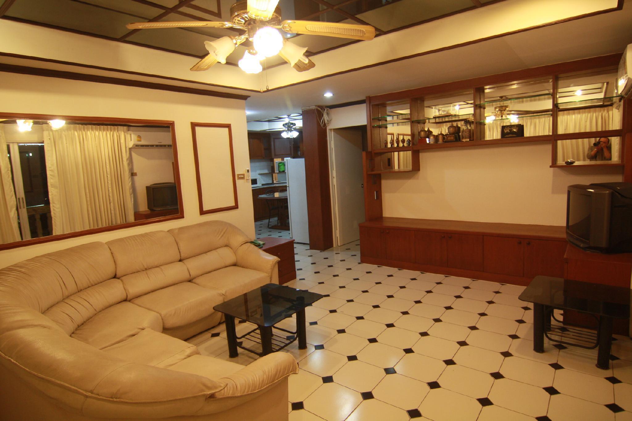 pattaya tower Room 802 อพาร์ตเมนต์ 2 ห้องนอน 2 ห้องน้ำส่วนตัว ขนาด 105 ตร.ม. – ถนนเลียบชายหาด