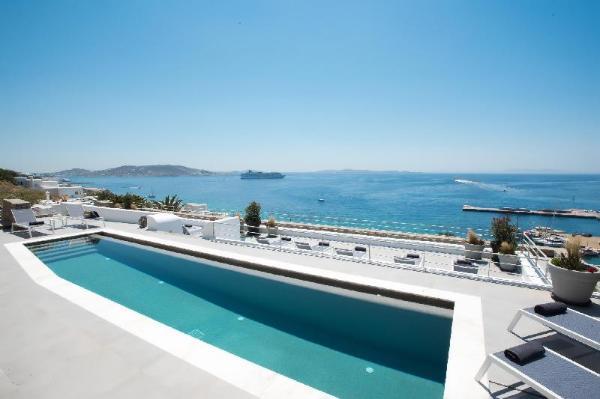 Villa Harmony - 5 Bedrooms - Pool Access Mykonos