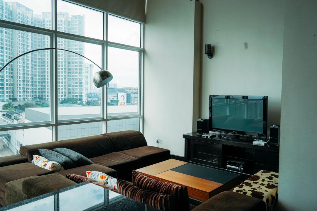 Penthouse @ Damansara Intan  TTDI Ikea SS2 1Utama
