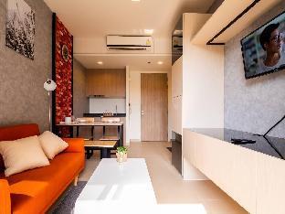 Unixx South Pattaya by Khun'oak 1316 อพาร์ตเมนต์ 1 ห้องนอน 1 ห้องน้ำส่วนตัว ขนาด 43 ตร.ม. – พัทยาใต้