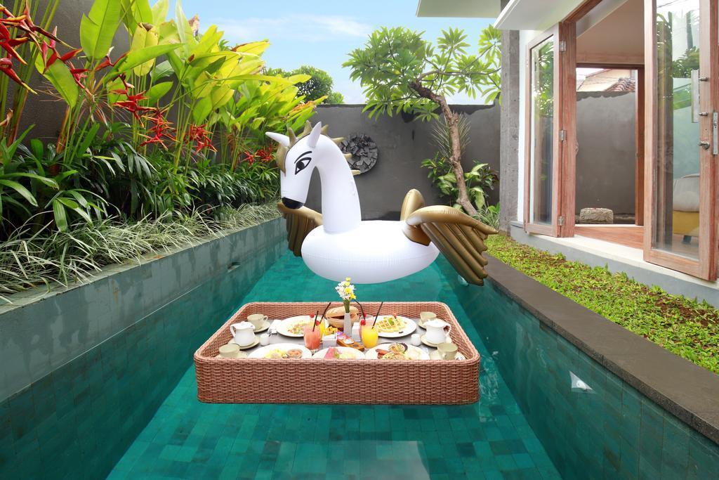 OBR Romantic Honeymoon Villa In Kerobokan