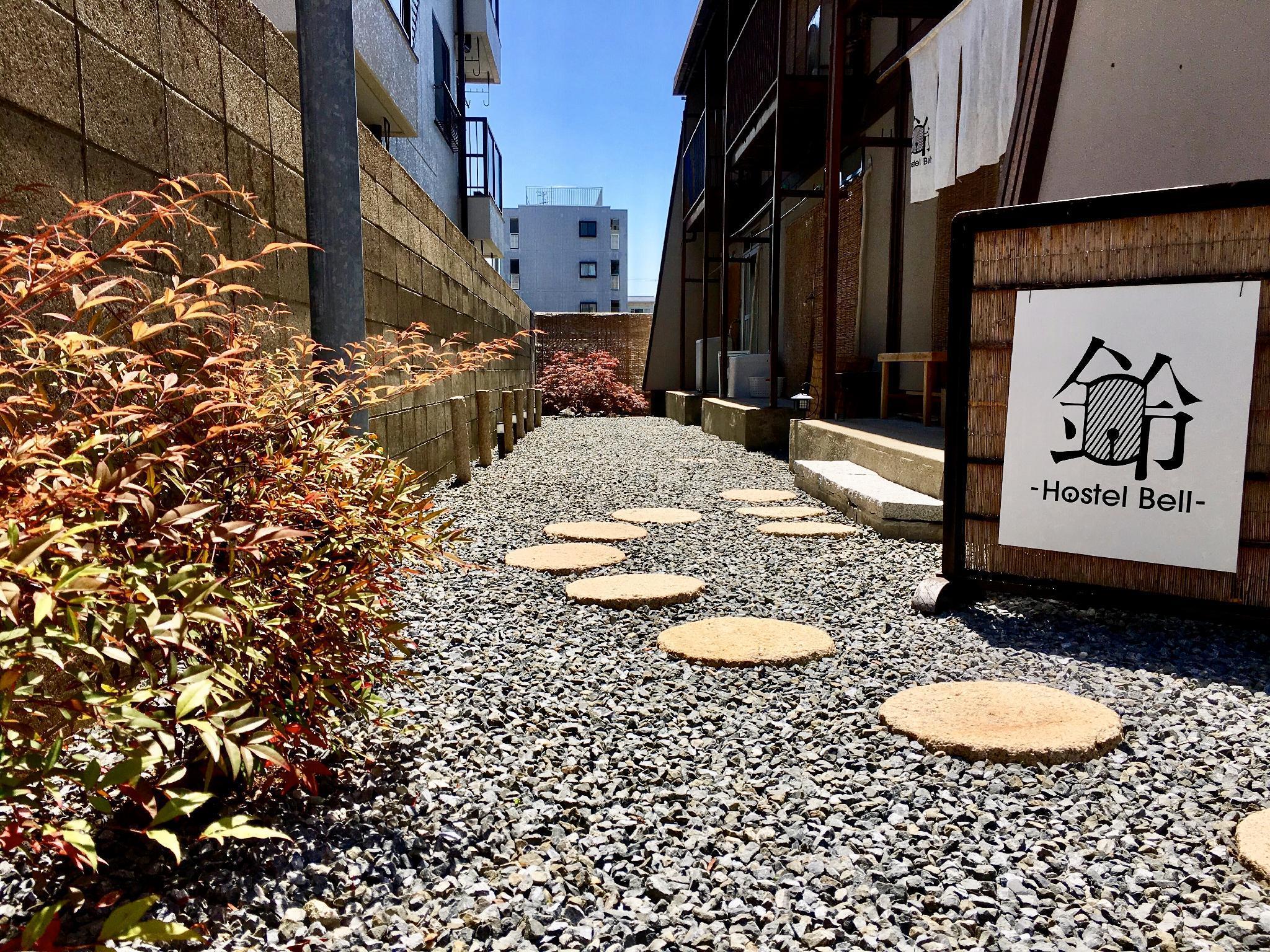 Hostel Bell In Osaka Near Kyoto.