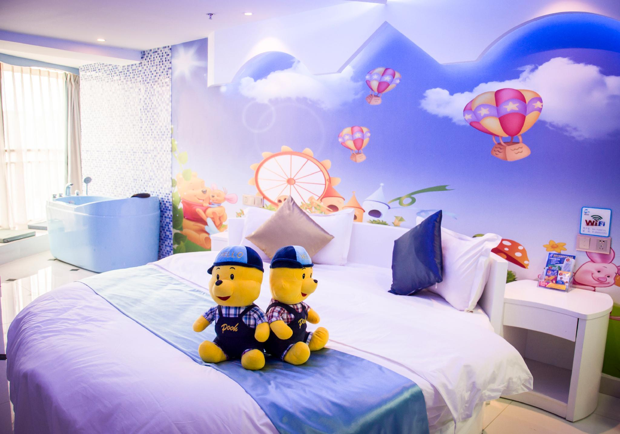 Haiyun Disney Theme Room