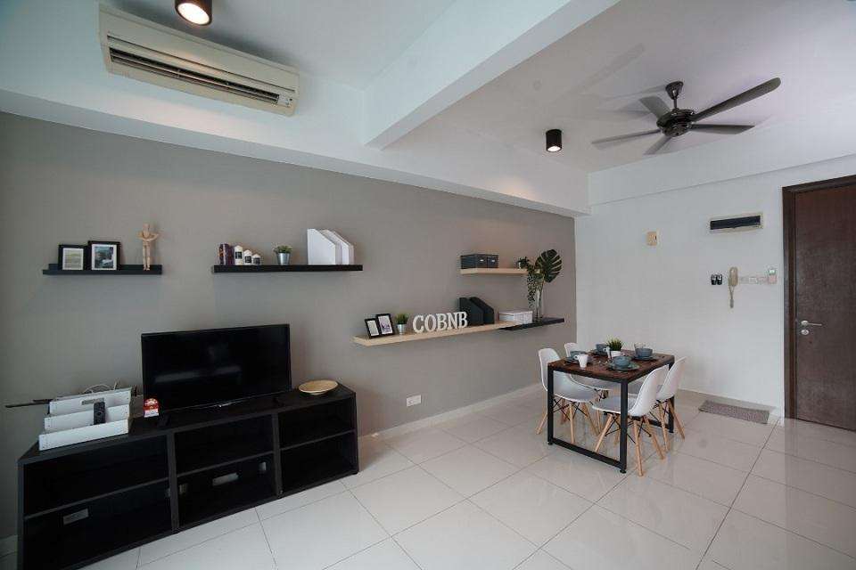 2 Bedroom Home @ Regalia  RE32C