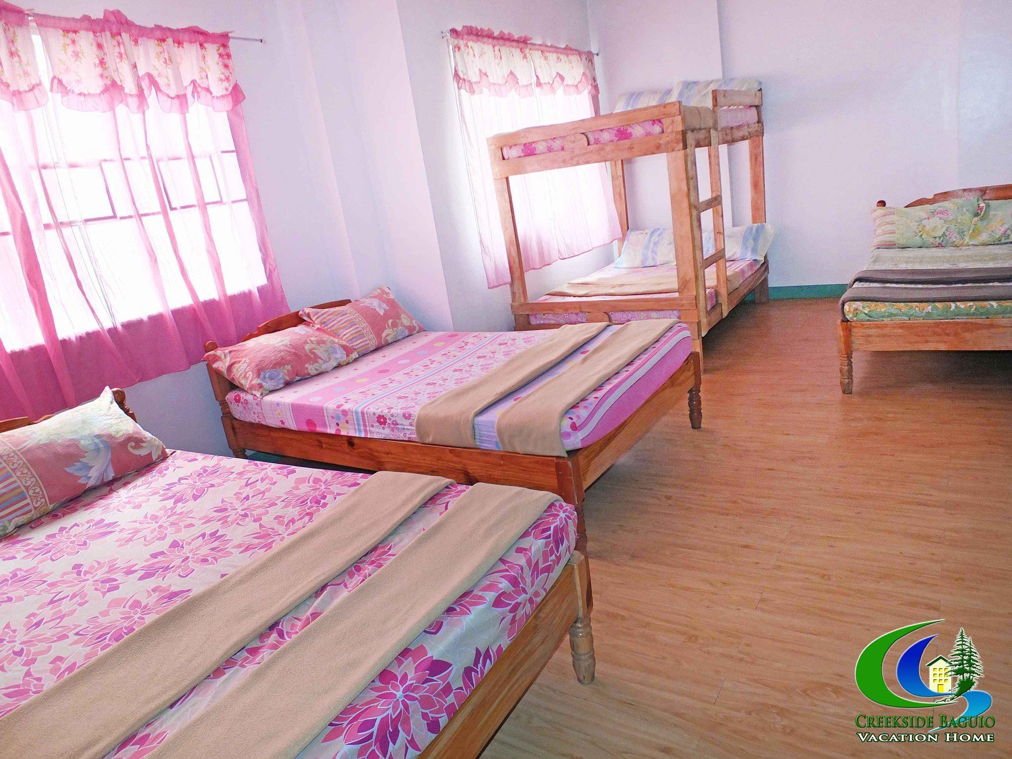 Grand Family Room Creekside Baguio
