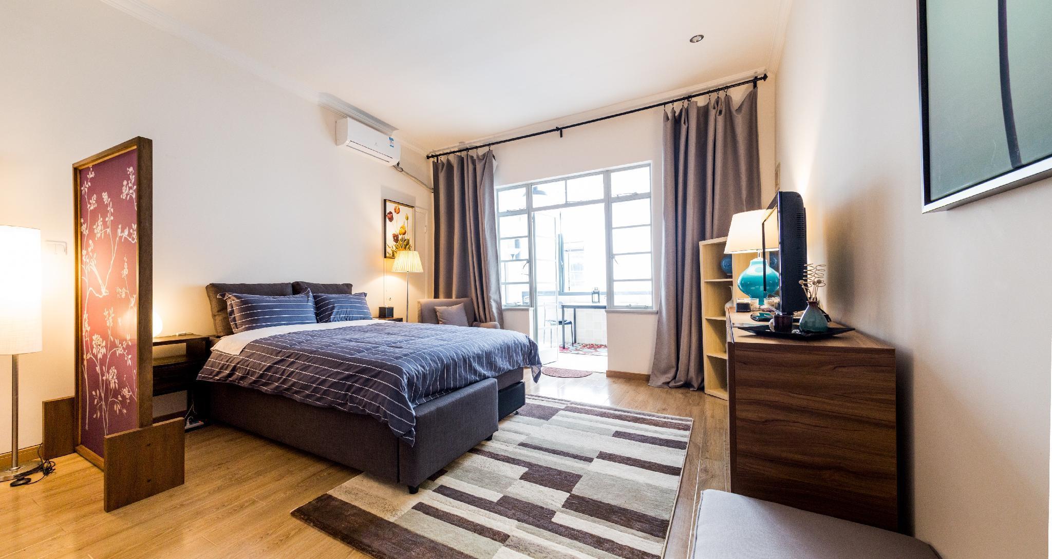 Innocondo Serviced Apartment Jing'an Fumin