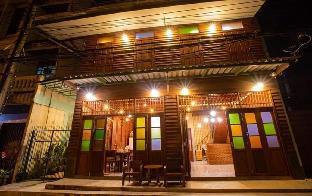 [市内中心部]バンガロー(27m2)| 1ベッドルーム/1バスルーム Ban Soi 1 & Alley One Cafe (Andaman -27 sqm.)