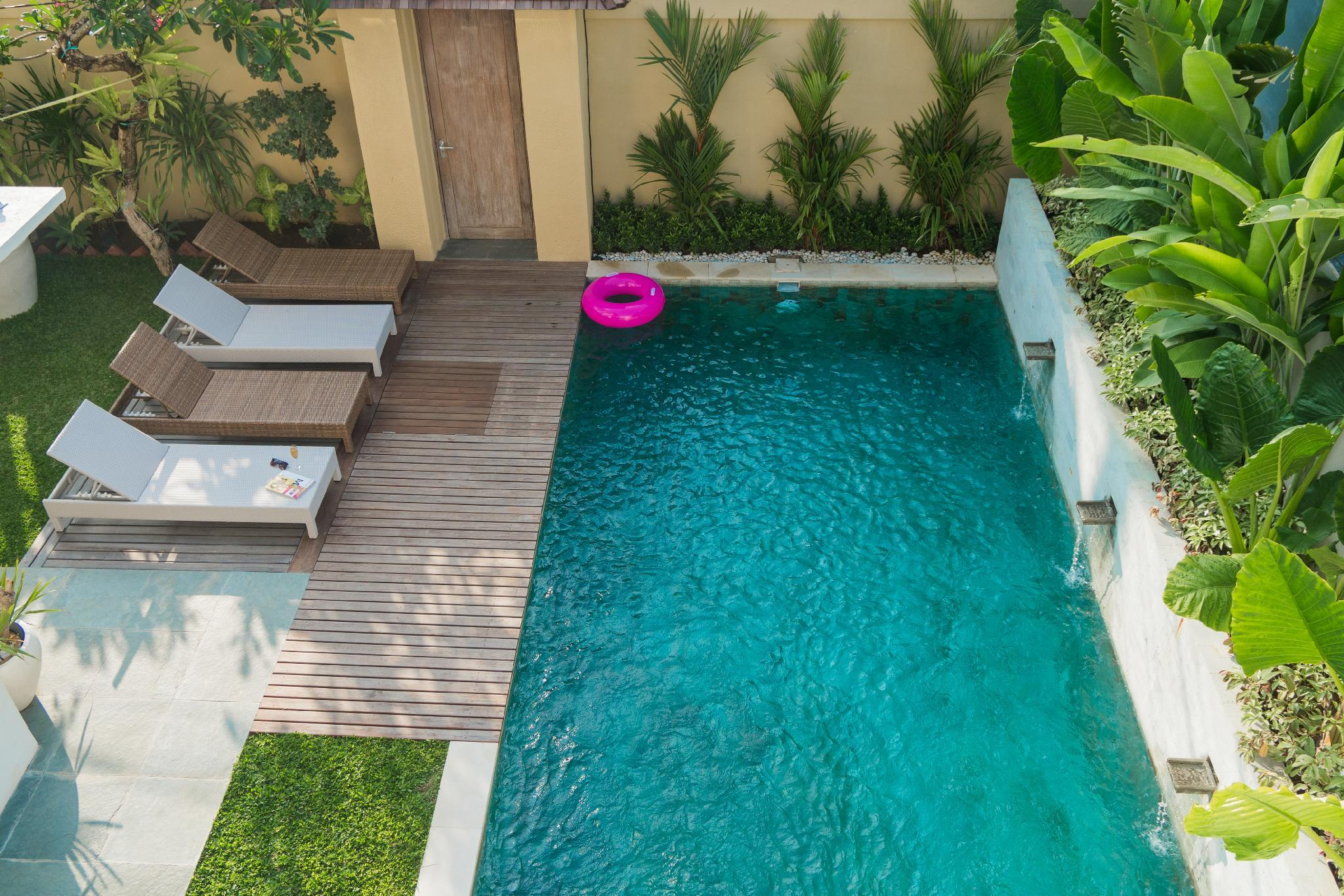 3 Bedrooms Pool Villa Duna Petitenget Seminyak