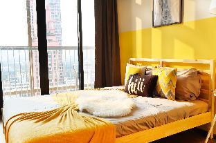 [スクンビット]アパートメント(29m2)| 1ベッドルーム/1バスルーム 【hiii】Charming HighFL Studio/Cloud Pool&Gym-BKK109