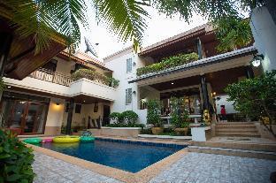 Zhongtian Beach Deluxe Five-Bedroom Pool Villa วิลลา 5 ห้องนอน 6 ห้องน้ำส่วนตัว ขนาด 400 ตร.ม. – พัทยาใต้