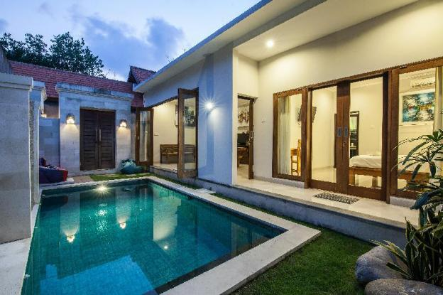 Modern Private Villa With 2Br Canggu Area