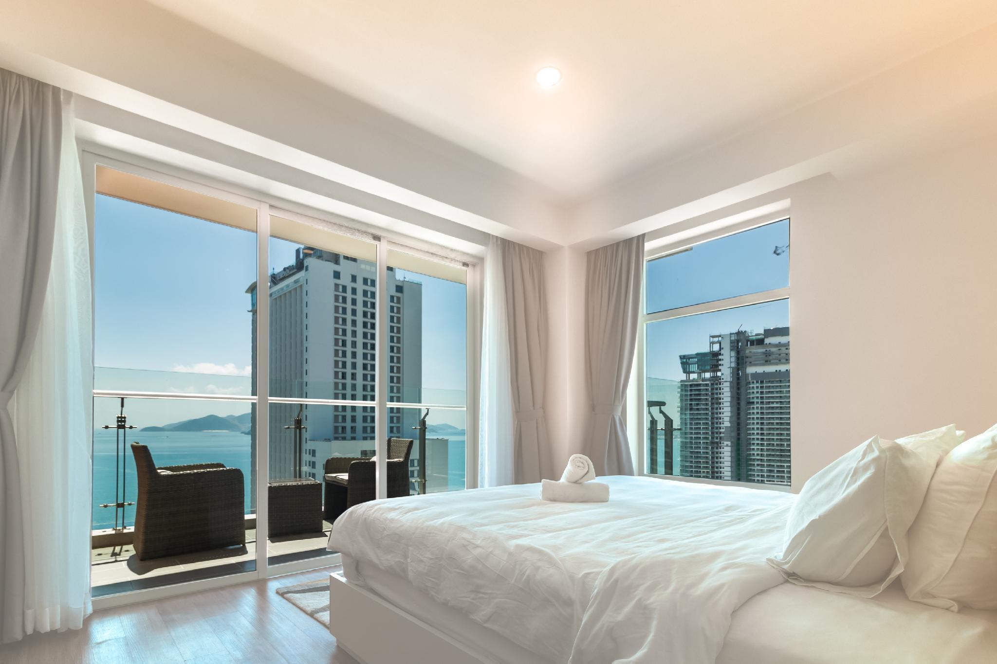 Panoramic Sea&city View 3 Bedroom Suite At Ariyana