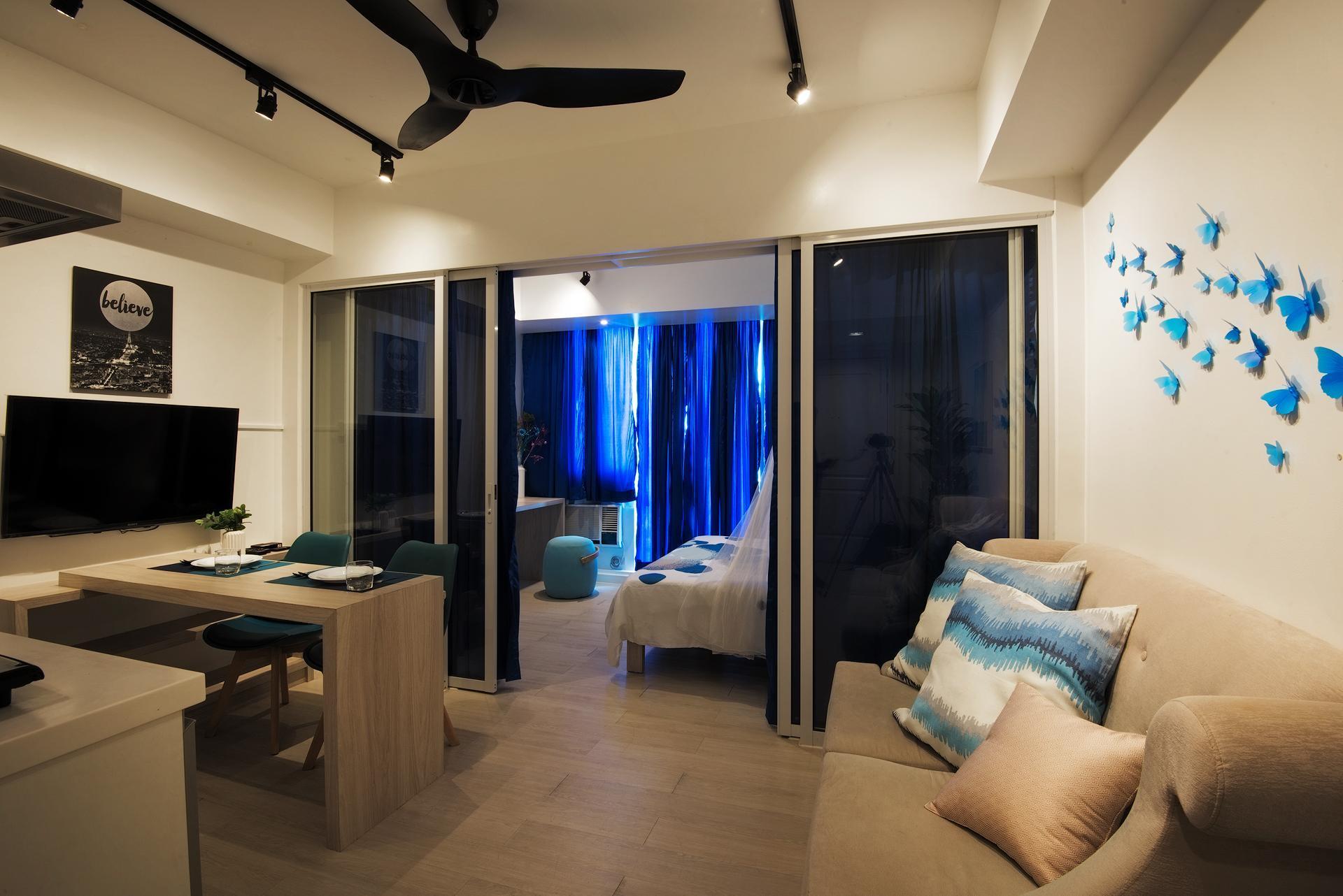 1 BR Beach Vibe Condo Unit At Azure Urban Resort