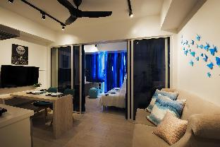 picture 1 of 1 BR beach vibe condo unit at Azure urban resort
