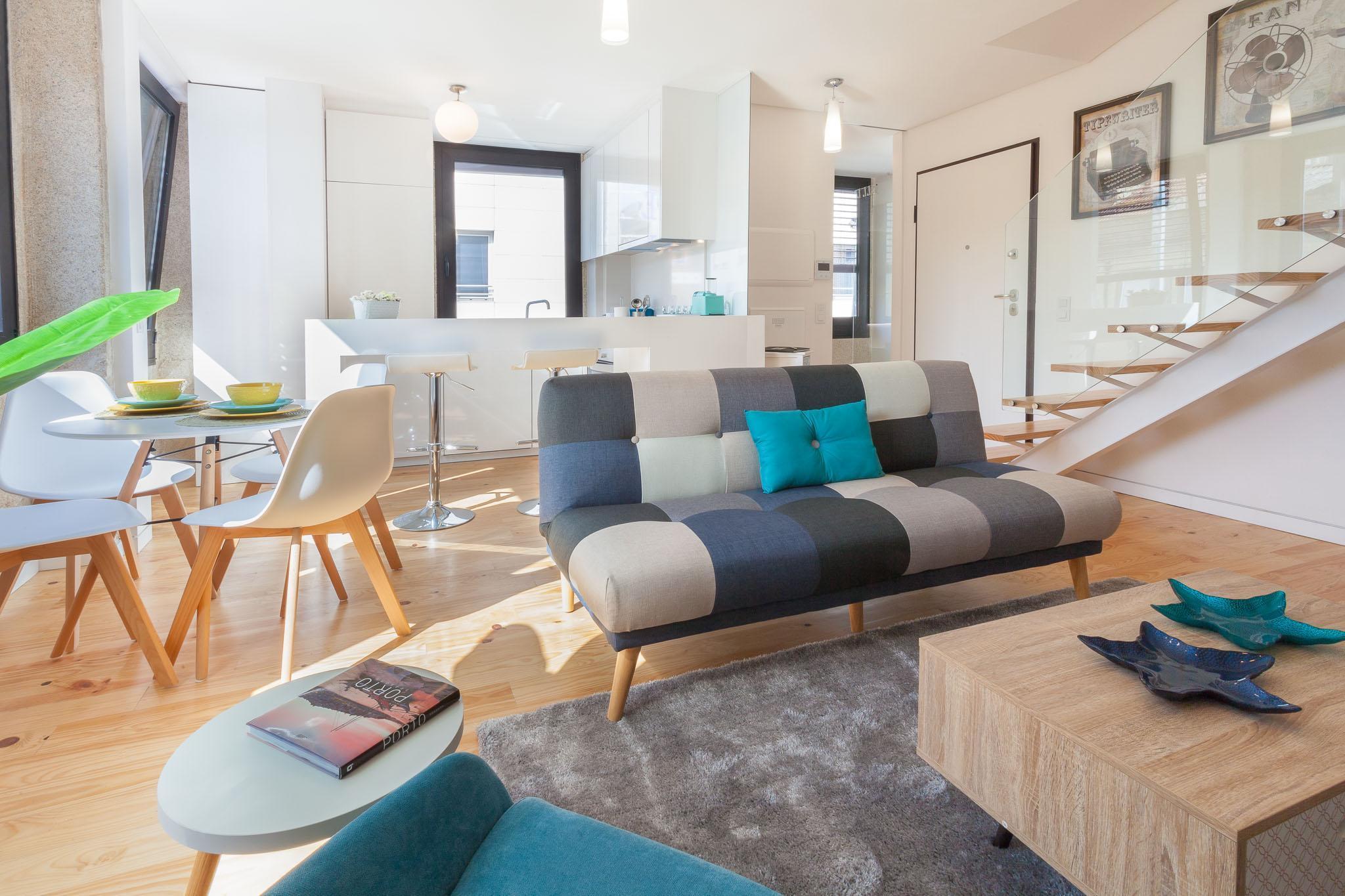 URBAN VIEWS Terrace   Duplex Apartment LUIS I