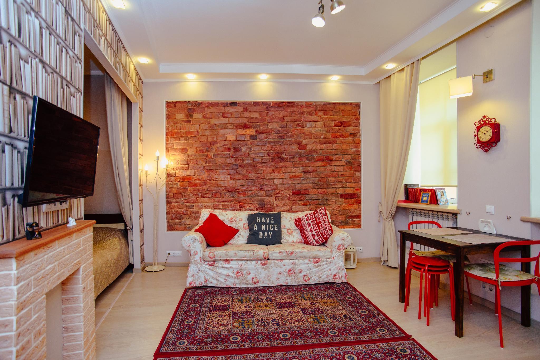 TWO STEPS Apartments On Pestelya  4