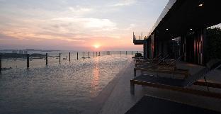 [パタヤ中心地]アパートメント(30m2)| 1ベッドルーム/1バスルーム Central Location 300M to Beach/Sky Pool/ Gym