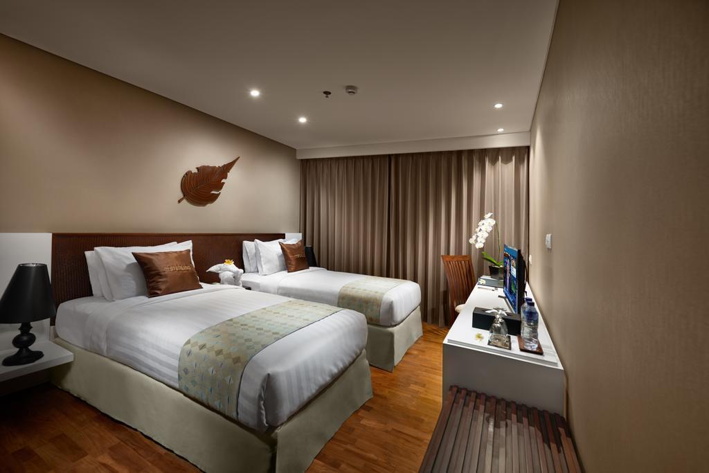 2 BDR Luxury Villa Pool Jimbaran Area
