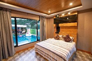[サタヒップビーチ]ヴィラ(530m2)| 4ベッドルーム/3バスルーム GetZleep PoolVilla Sattahip