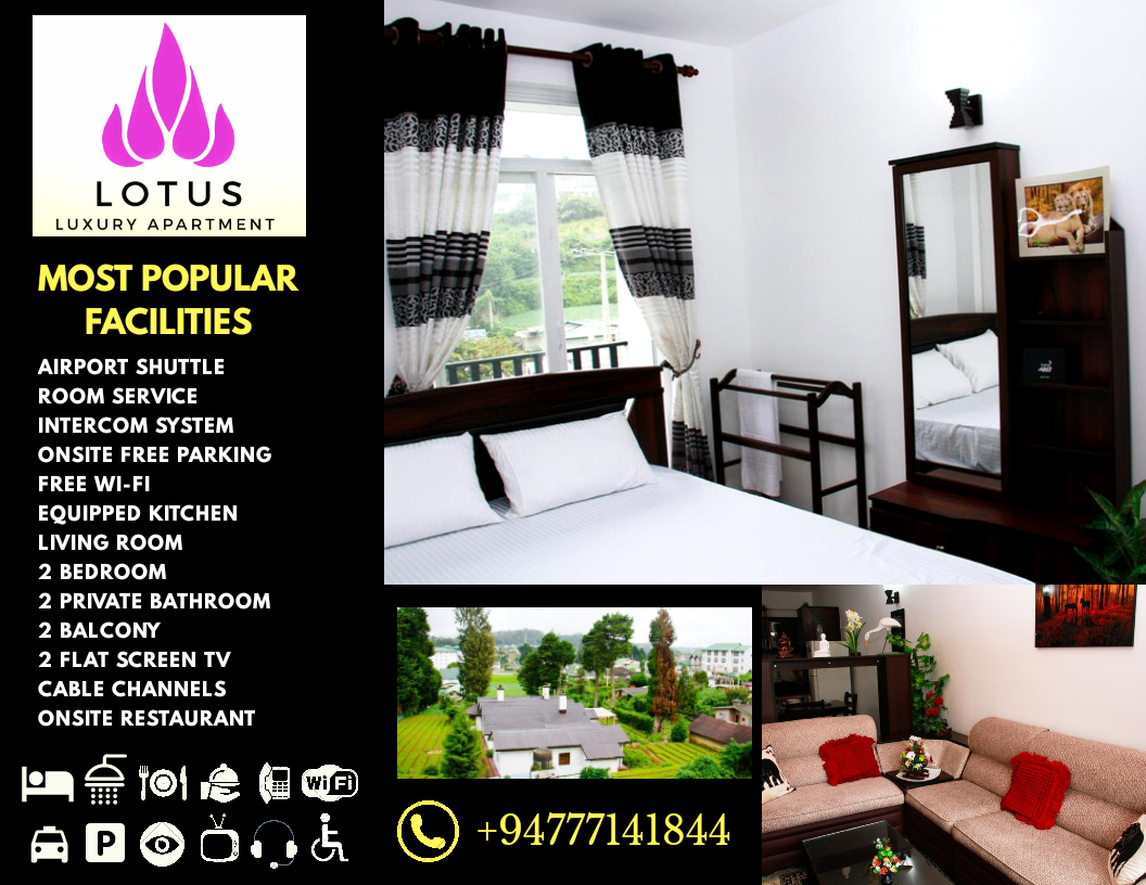 Lotus Luxury Apartment