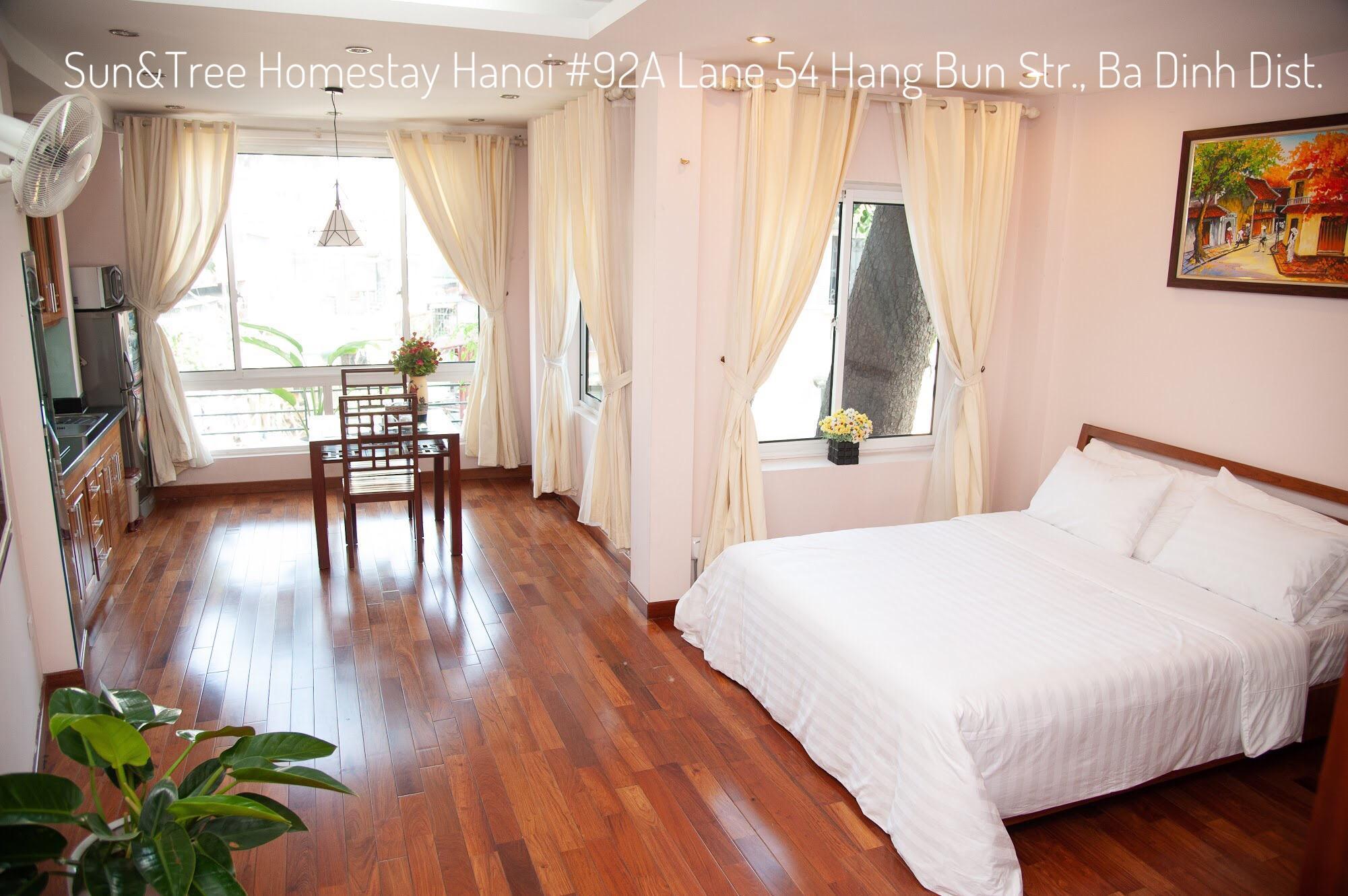 Sun&Tree Homestay Hanoi - Deluxe room 1
