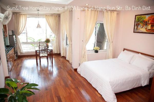 Sun&Tree Homestay Hanoi - Deluxe room 1 Hanoi