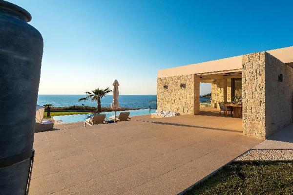 Elias Seafront Luxury Villa Crete