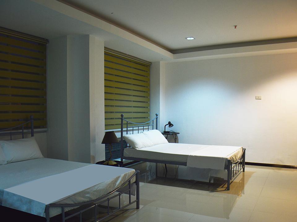 Sorrento Hotel And Resort  Family Room