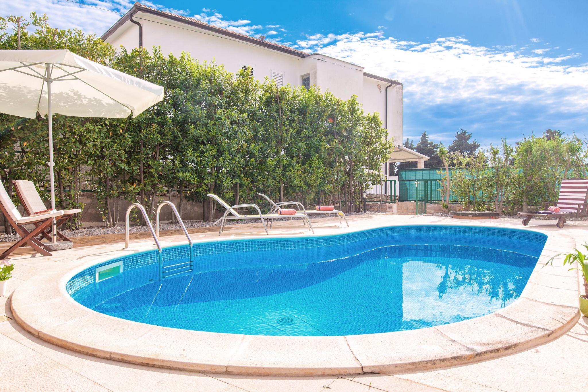 Pet Friendly Villa Mare With Private Pool
