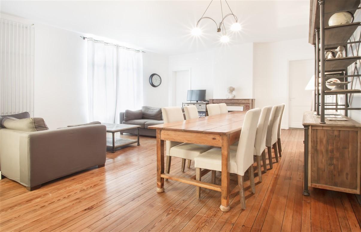 Tauzia   Quiet Apartment For 6 And Balcony