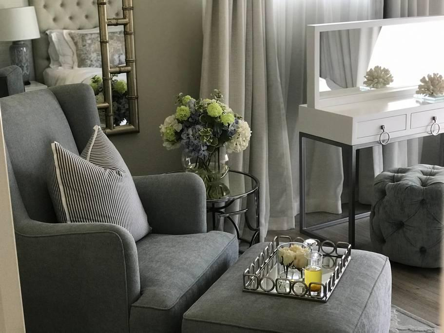 Hampton Style Elegance For The Discerning Guest