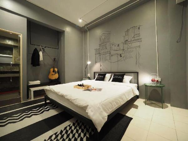 Private room for 2/JJ market/BTS/Aree Bangkok