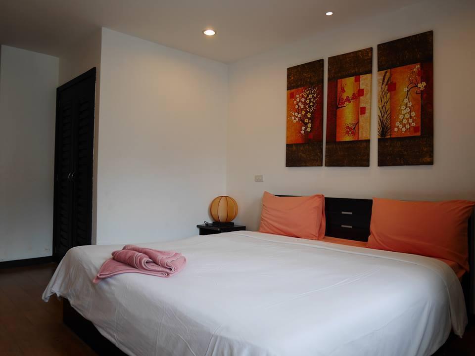 1 Bedroom Studio Apartment A2