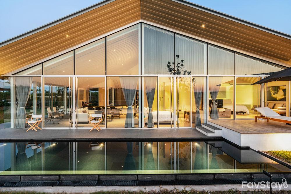Gorgeous Ocean View Pool Villa 4BR   HuaHin