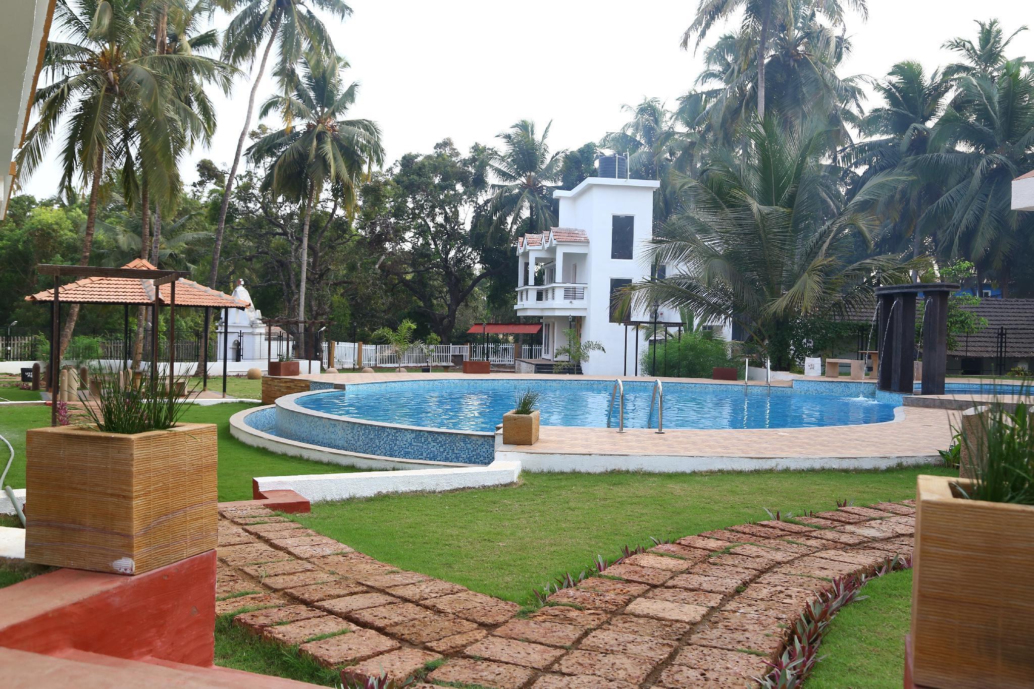 Sea Pearl Suites 2 Bhk Luxury Apartment Near Baga