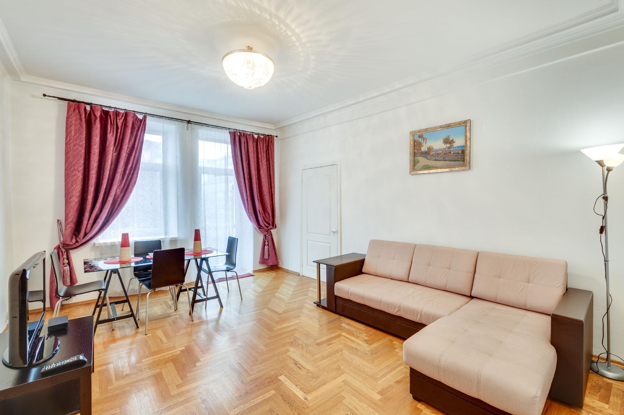 De Luxe 2 Bedroom With Kremlin View