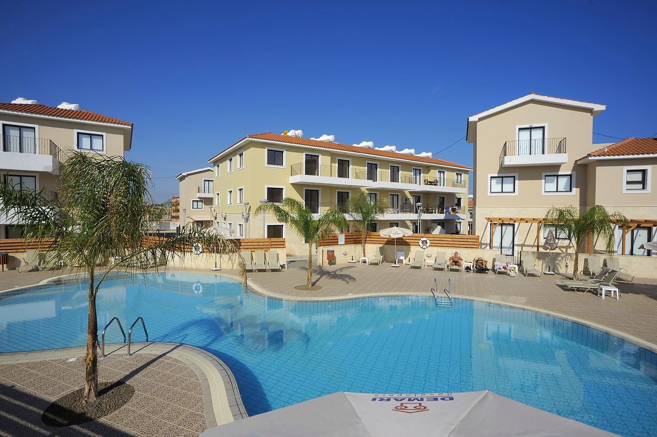Kyklades Demari Luxury Complex 3 Bedroom Apartment