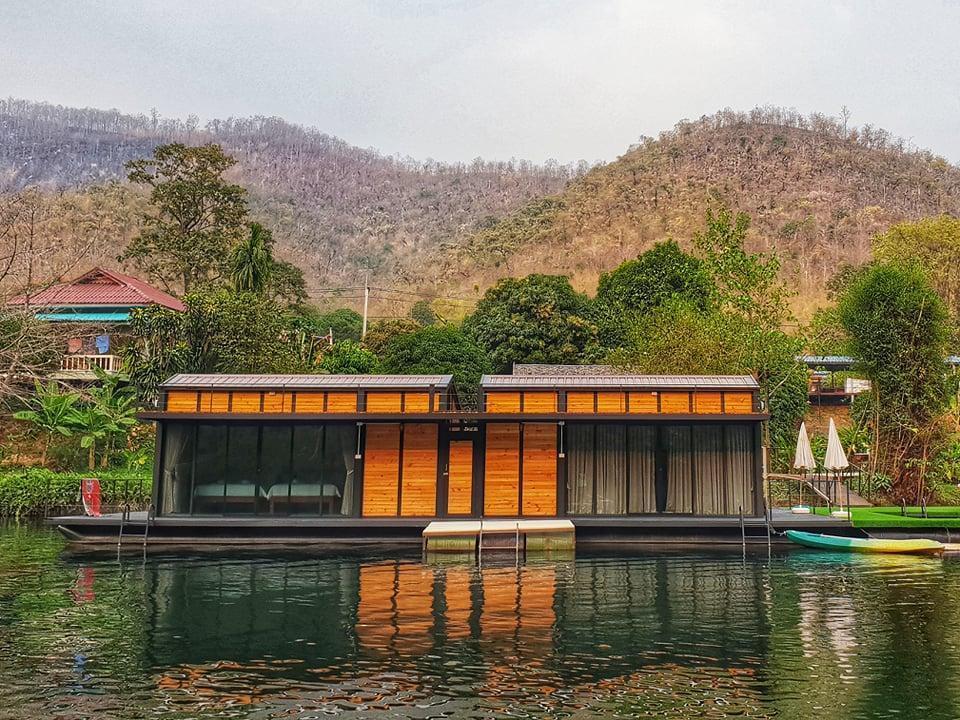 Baan krupong family สตูดิโอ วิลลา 1 ห้องน้ำส่วนตัว ขนาด 28 ตร.ม. – ศรีสวัสดิ์